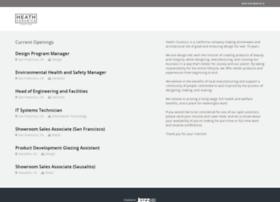 jobs.heathceramics.com