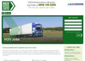 jobs.hgvtrainingcentre.co.uk