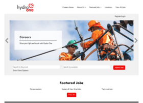 jobs.hydroone.com
