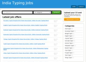 jobs.indiatyping.com