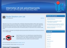 jobs.internship-uk.com