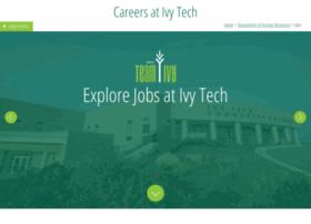 jobs.ivytech.edu