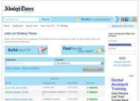 jobs.khaleejtimes.com