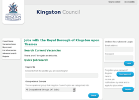 jobs.kingston.gov.uk