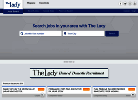 jobs.lady.co.uk