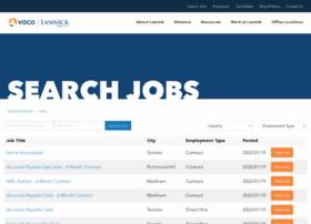 jobs.lannick.com