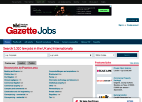 jobs.lawgazette.co.uk