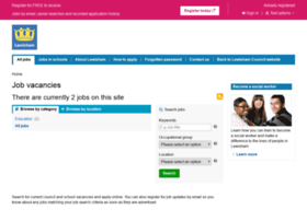 jobs.lewisham.gov.uk