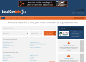 jobs.localgov.co.uk