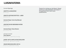 jobs.luisaviaroma.com