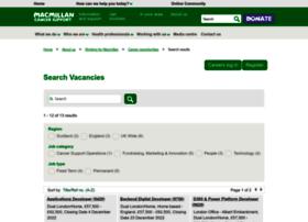 jobs.macmillan.org.uk