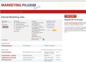 jobs.marketingpilgrim.com