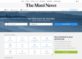 jobs.mauinews.com
