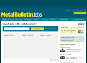 jobs.metalbulletin.com