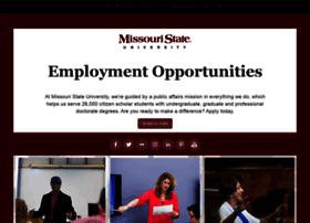jobs.missouristate.edu