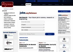 jobs.myscience.ch