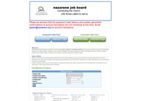 jobs.nazarene.org