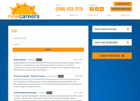 jobs.newcareers.com