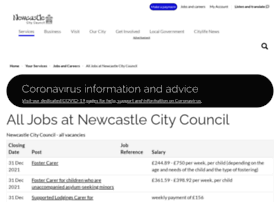 jobs.newcastle.gov.uk