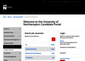 jobs.northampton.ac.uk