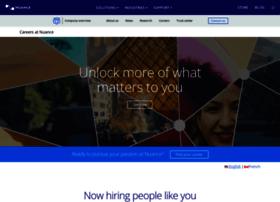jobs.nuance.com
