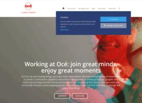 jobs.oce.com