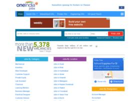 jobs.oneindia.com