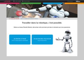 jobs.planeterobots.com