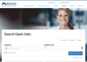 jobs.principlesolutions.com