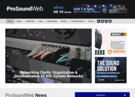 jobs.prosoundweb.com