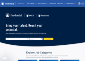 jobs.prudential.com