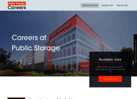 Jobs.publicstorage.com