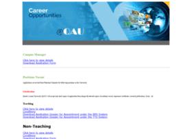 jobs.qau.edu.pk