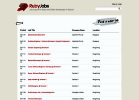 jobs.ruby.tw