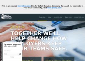 jobs.safetyservicescompany.com
