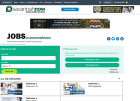 jobs.savannahnow.com