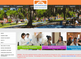 jobs.savannahstate.edu
