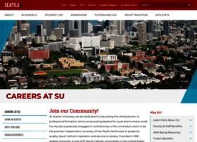 jobs.seattleu.edu