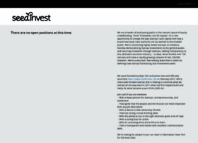 jobs.seedinvest.com