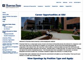 jobs.shawnee.edu