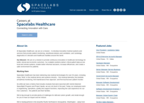 jobs.spacelabshealthcare.com