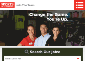 jobs.sportsauthority.com