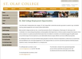 jobs.stolaf.edu