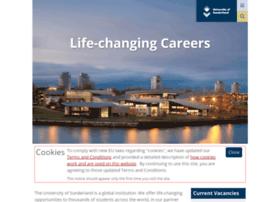 jobs.sunderland.ac.uk