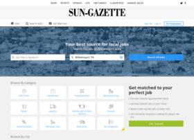 jobs.sungazette.com