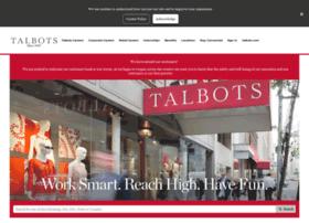 jobs.talbotsinc.com