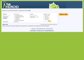 jobs.talkandroid.com