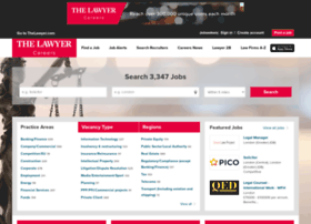 jobs.thelawyer.com