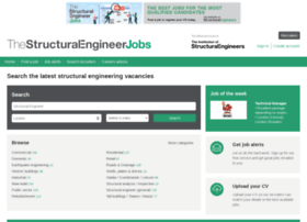 jobs.thestructuralengineer.org
