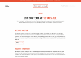 jobs.thevariable.com